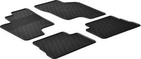 Резиновые коврики Gledring для Hyundai Getz (mkI) 2002-2011 - Фото 1
