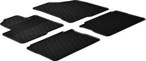 Резиновые коврики Gledring для Hyundai Santa Fe (mkII) 2006-2012 - Фото 1