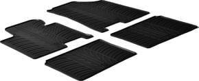 Резиновые коврики Gledring для Hyundai i40 (mkI)(универсал) 2011→ - Фото 1