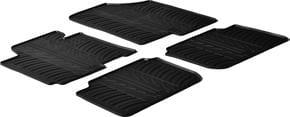 Резиновые коврики Gledring для Hyundai Elantra (mkV)(седан) 2010-2015 - Фото 1