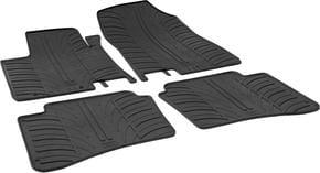 Резиновые коврики Gledring для Hyundai i20 (mkII) 2014-2020