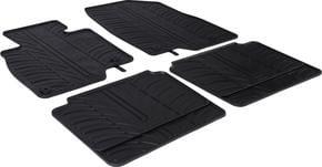 Резиновые коврики Gledring для Mazda 6 (mkIII)(седан) 2012→ - Фото 1