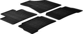Резиновые коврики Gledring для Kia Sorento (mkII) 2009-2012 - Фото 1