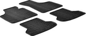 Резиновые коврики Gledring для Audi A3/S3/RS3 (mkII) 2003-2012 - Фото 1