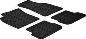 Резиновые коврики Gledring для Audi A6/S6/RS6 (mkIII)(C6) 2004-2011 - Фото 1