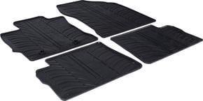 Резиновые коврики Gledring для Toyota Auris (mkII) 2012-2018 - Фото 1