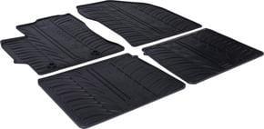 Резиновые коврики Gledring для Toyota Corolla (mkXI)(E170) 2013-2018 - Фото 1