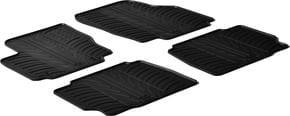 Резиновые коврики Gledring для Ford Mondeo (mkIV)(лифтбэк и универсал) 2007-2011 - Фото 1