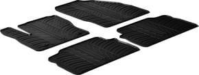 Резиновые коврики Gledring для Ford Kuga (mkI) 2011-2013 - Фото 1