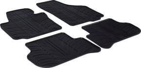 Резиновые коврики Gledring для Skoda Yeti (mkI) 2013→ - Фото 1