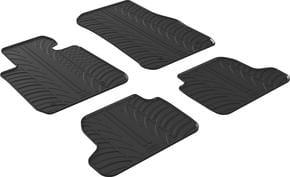 Резиновые коврики Gledring для BMW 2-series (F22) 2014→ - Фото 1