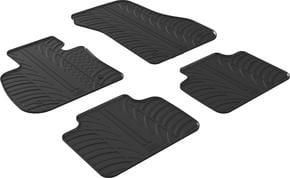 Резиновые коврики Gledring для BMW 2-series (F45)(Active Tourer) 2014→ - Фото 1