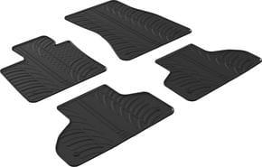 Резиновые коврики Gledring для BMW X5 (F15;F85) 2013-2018 - Фото 1