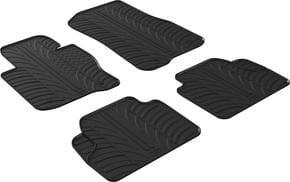 Резиновые коврики Gledring для BMW 4-series (F32) АКПП / (F36) 2013-2020