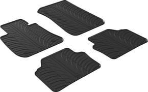 Резиновые коврики Gledring для BMW 3-series (E90/E91) 2005-2012 - Фото 1