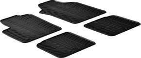 Резиновые коврики Gledring для Lancia Ypsilon (mkIII) 2011→ - Фото 1