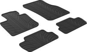 Резиновые коврики Gledring для Mini Cooper (mkIIII)(F56)(3-дв.) 2014→ МКПП