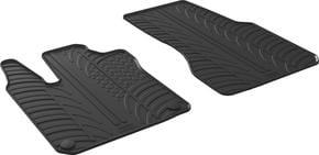 Резиновые коврики Gledring для Smart ForTwo (W453) 2014→ - Фото 1