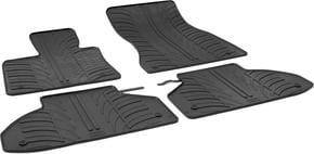 Резиновые коврики Gledring для BMW X6 (F16;F86) 2014-2019 - Фото 1