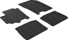 Резиновые коврики Gledring для Suzuki SX4 (mkII)(S-Cross) 2013→