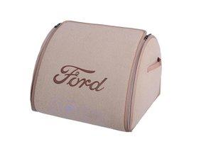 Органайзер в багажник Ford Medium Beige - Фото 1