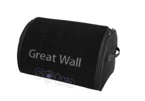 Органайзер в багажник Great Wall Small Black - Фото 1