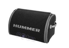 Органайзер в багажник Hummer Small Grey - Фото 1