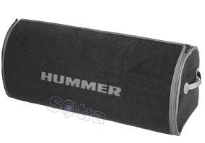 Органайзер в багажник Hummer Big Grey - Фото 1