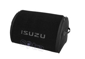 Органайзер в багажник Isuzu Small Black - Фото 1