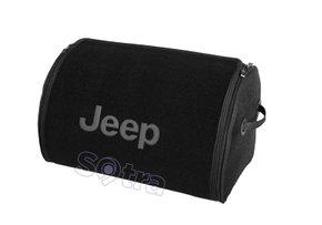 Органайзер в багажник Jeep Small Black - Фото 1