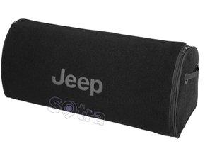 Органайзер в багажник Jeep Big Black - Фото 1