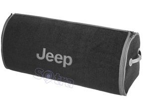 Органайзер в багажник Jeep Big Grey - Фото 1