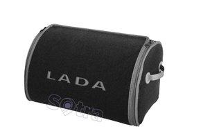 Органайзер в багажник Lada Small Grey - Фото 1