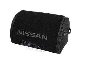 Органайзер в багажник Nissan Small Black - Фото 1