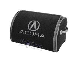 Органайзер в багажник Acura Small Grey - Фото 1