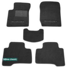 Двухслойные коврики Sotra Classic 7mm Grey для Suzuki Grand Vitara (mkIII) 2005-2017