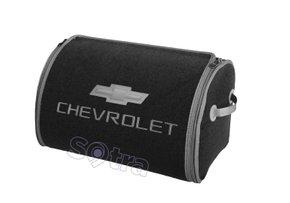 Органайзер в багажник Chevrolet Small Grey - Фото 1