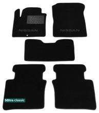Двухслойные коврики Sotra Classic 7mm Black для Nissan Teana (mkI)(J31) 2003-2008