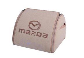 Органайзер в багажник Mazda Medium Beige - Фото 1