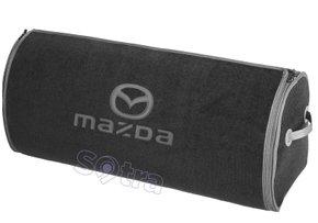 Органайзер в багажник Mazda Big Grey - Фото 1