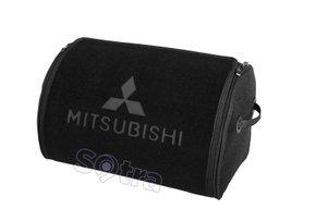 Органайзер в багажник Mitsubishi Small Black - Фото 1