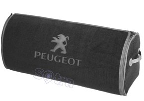 Органайзер в багажник Peugeot Big Grey - Фото 1