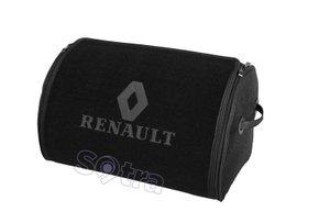 Органайзер в багажник Renault Small Black - Фото 1