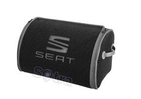 Органайзер в багажник Seat Small Grey - Фото 1