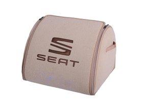 Органайзер в багажник Seat Medium Beige - Фото 1
