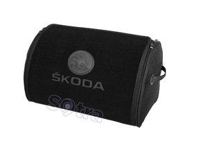 Органайзер в багажник Skoda Small Black - Фото 1