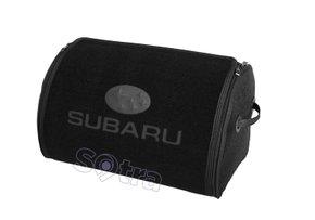 Органайзер в багажник Subaru Small Black - Фото 1