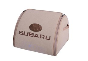 Органайзер в багажник Subaru Medium Beige - Фото 1