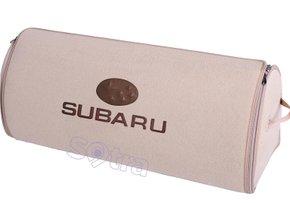 Органайзер в багажник Subaru Big Beige - Фото 1
