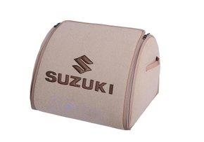 Органайзер в багажник Suzuki Medium Beige - Фото 1